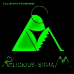 Cover : RELIGIOUS MANTIS – I'll start from now (2014)