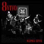 Cover : NUMA – 8 vivo (2016)
